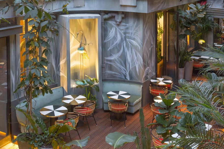 ambiance tropicale au klay saint sauveur. Black Bedroom Furniture Sets. Home Design Ideas