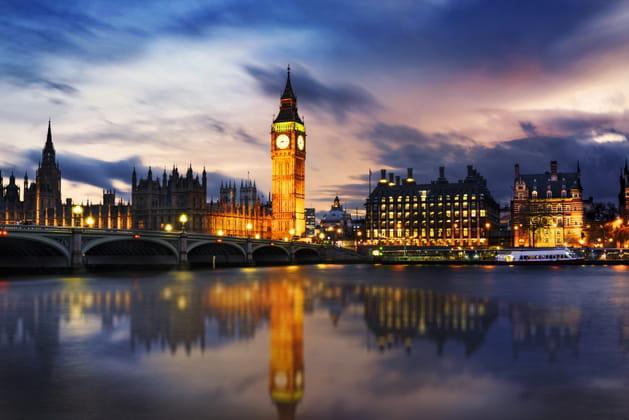 Londres romantique: 10idées pour un week-end en amoureux
