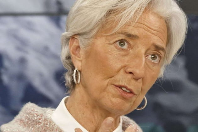 6e : Christine Lagarde