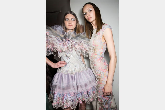 Alexis Mabille (Backstage) - photo 7