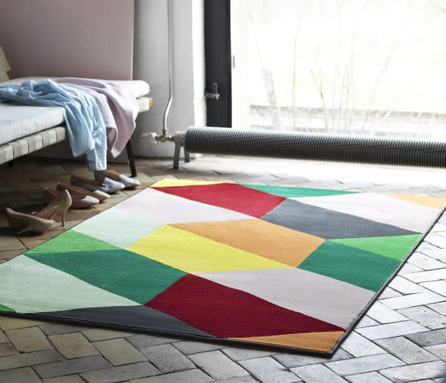Tapis pandrup par s edholm et l ullenius pour ikea - Ikea tapis salon ...
