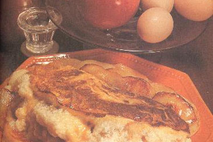 Omelette rouennaise