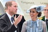 William et Kate détrônent Elizabeth II et écrasent Harry et Meghan