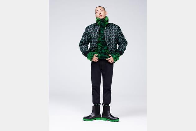 Kenzo X H&M, look 19