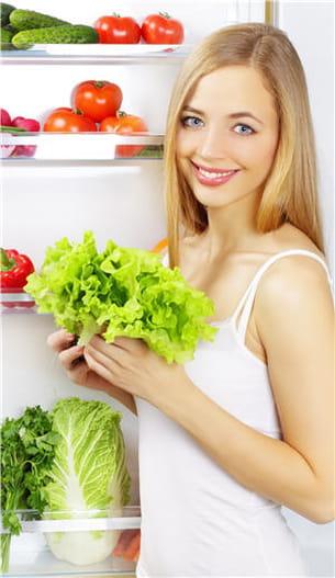 les fruits et légumes sont vos atouts forme.