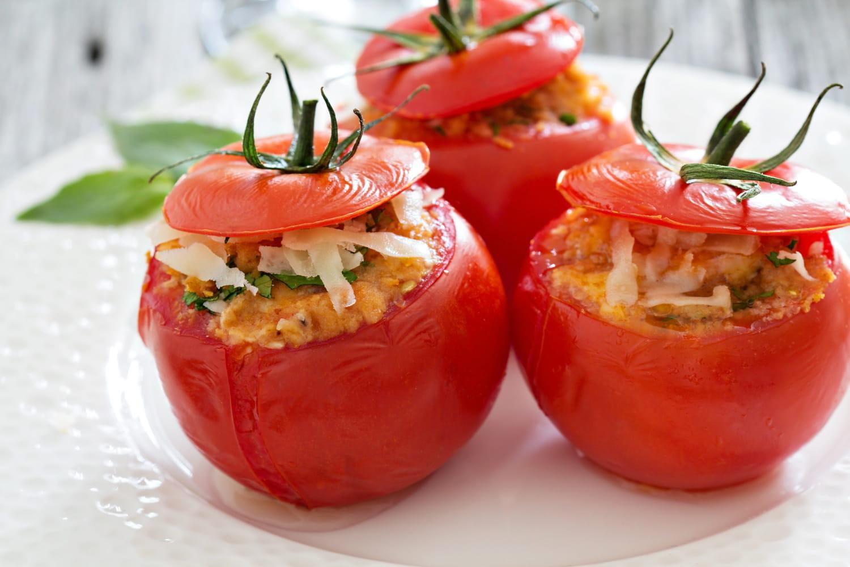 Comment évider une tomate?