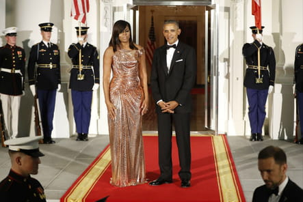 Michelle Obama en quarante robes