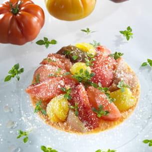tarte de tomates anciennes de thierry marx