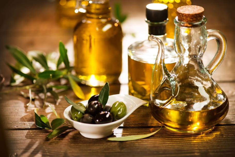 L'huile d'olive pour avoir de beaux cheveux