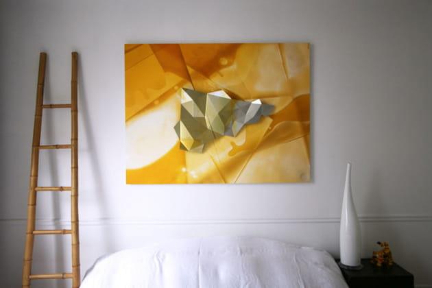 Une chambre zen