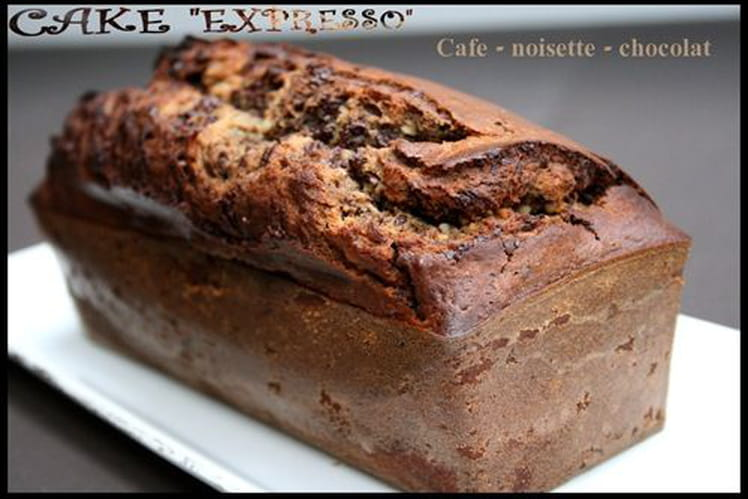 Cake marbré \