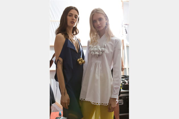 Alexis Mabille (Backstage) - photo 27