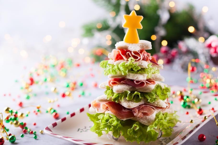 Toast de Noël: idées de recettes pour apéritif festif