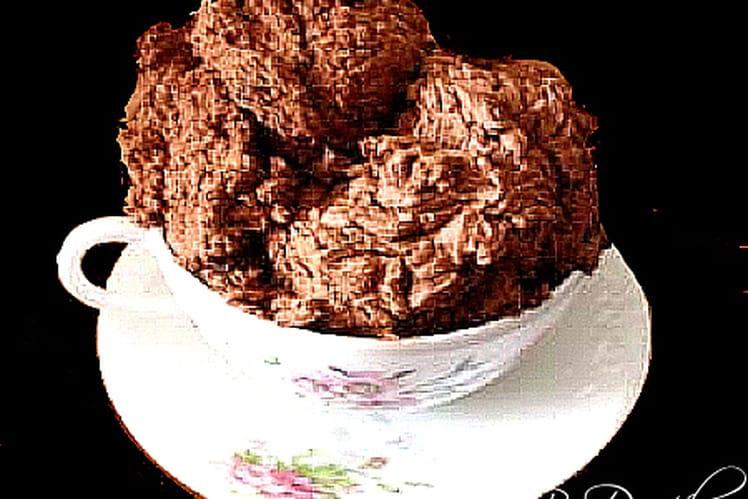 Chantilly de chocolat