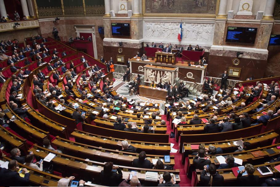 Législatives: nombre record de femmes à l'Assemblée nationale
