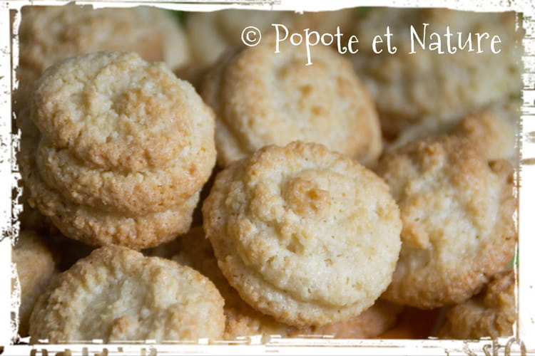Véritables macarons de Montmorillon (made in Poitou)