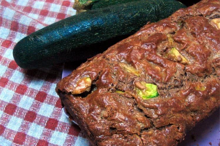 Cake aux courgettes et au thon