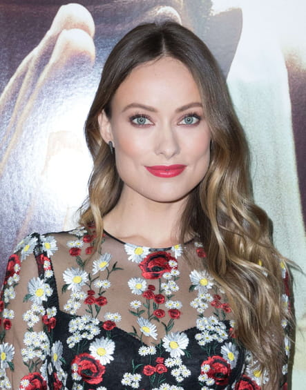 Les boucles somptueuses d'Olivia Wilde