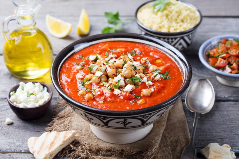 Recettes Ramadan Des Idees Pour Un Menu Sain Et Gourmand