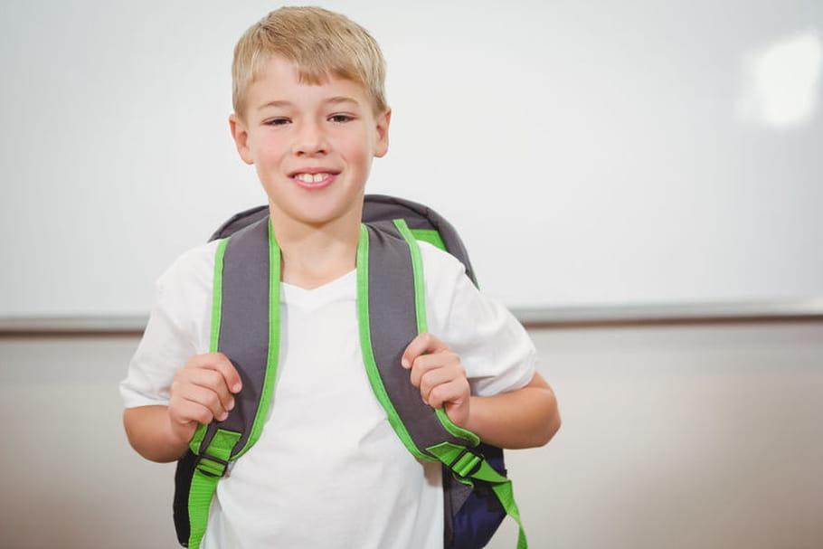 Comment bien porter son cartable pour éviter le mal de dos ?