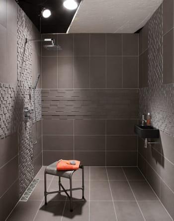 Pour un petit espace - Smart tiles chez leroy merlin ...