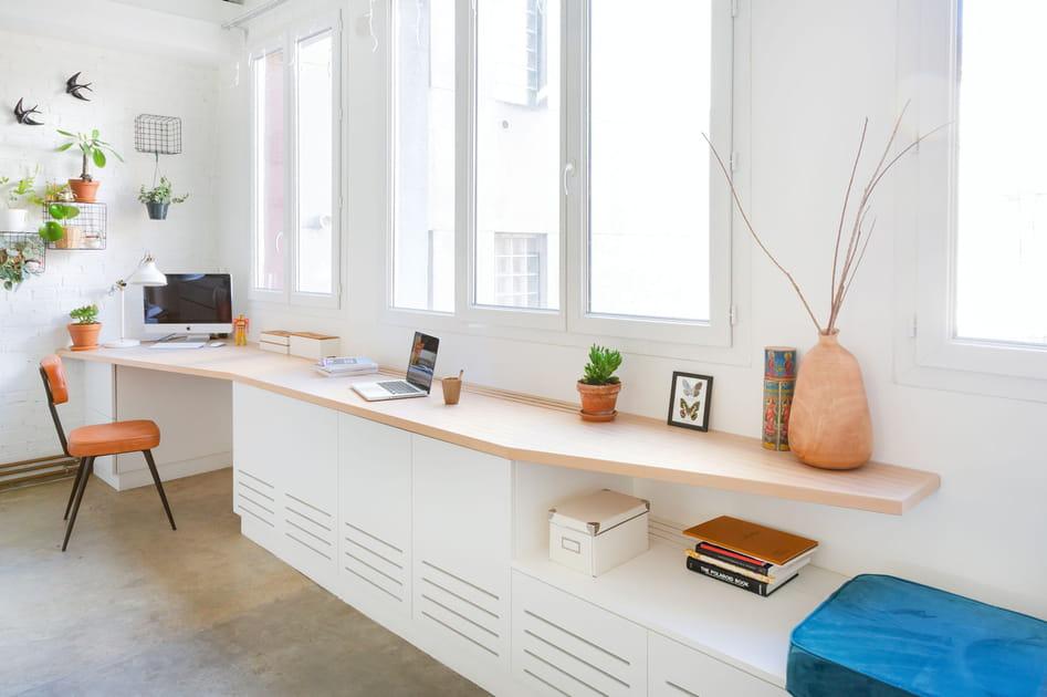 105idées déco pour un coin bureau inspirant
