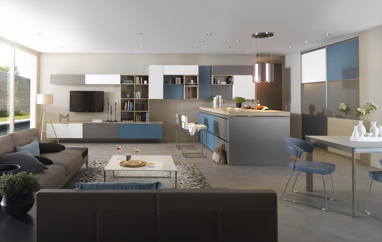 cuisine luna mobalpa. Black Bedroom Furniture Sets. Home Design Ideas