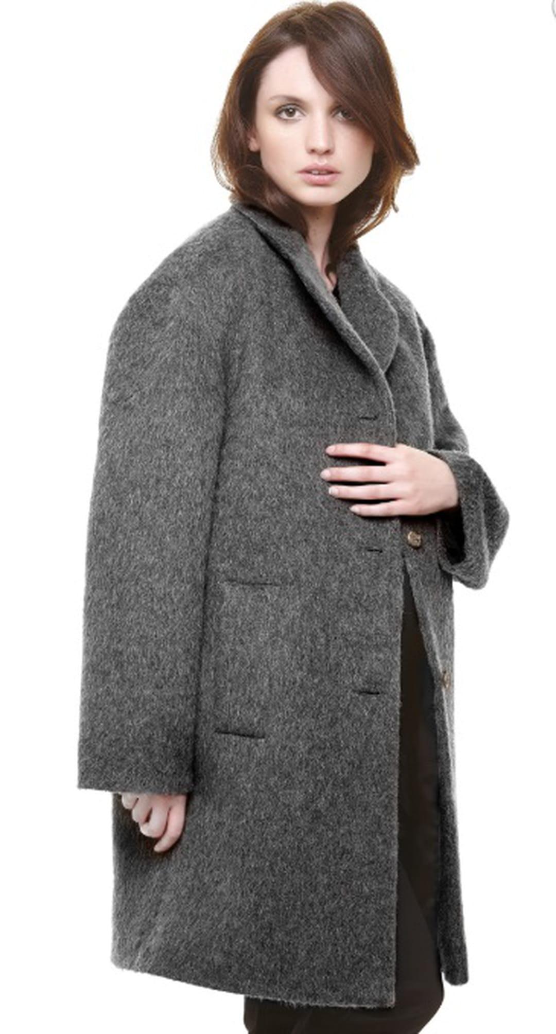 f3d8765ce7ad Manteau de grossesse Lanteau, 47 euros © 1 et 1 font 3