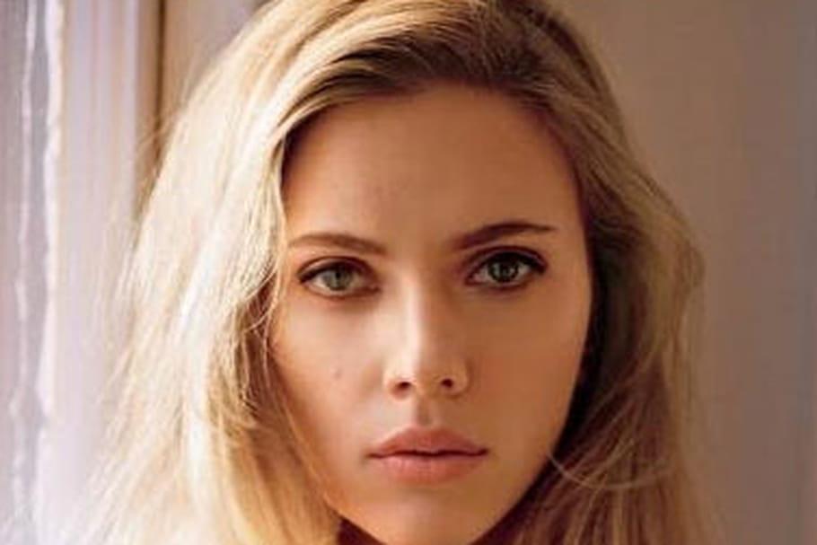Scarlett Johansson élue la plus belle peau du showbiz
