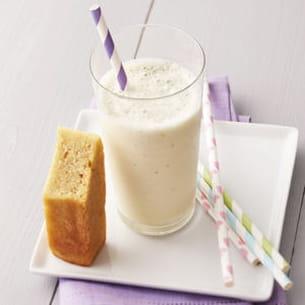 milk shake et quatre quarts au st môret®