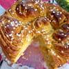 brioche moelleuse au caramel au beurre sale et a la vanille