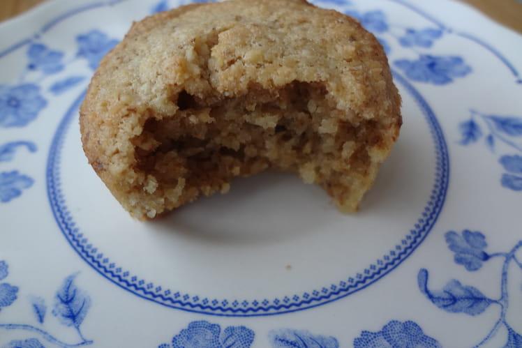 Mini muffins aux noix