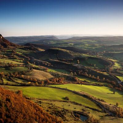 L'Aveyron, pays du Roquefort