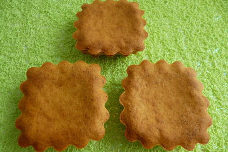 Mini-clafoutis amande abricot au psyllium