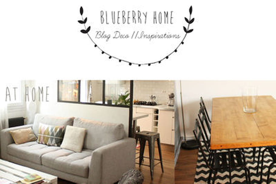 Le blog du moment : Blueberry Home