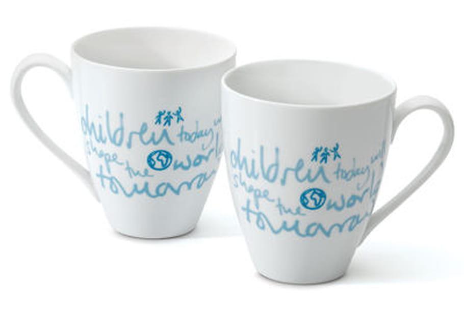 Un mug solidaire pour le petit-déjeuner