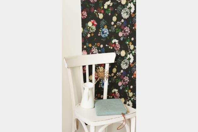 Papier peint Floral par Maison Baluchon
