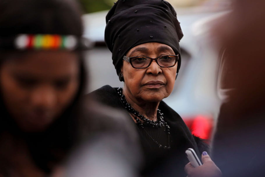 Winnie Mandela: une vie entre lutte et polémique