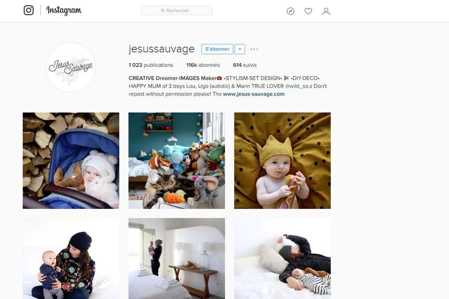 les 3 id es d co rep r es sur l 39 instagram de jesus sauvage. Black Bedroom Furniture Sets. Home Design Ideas