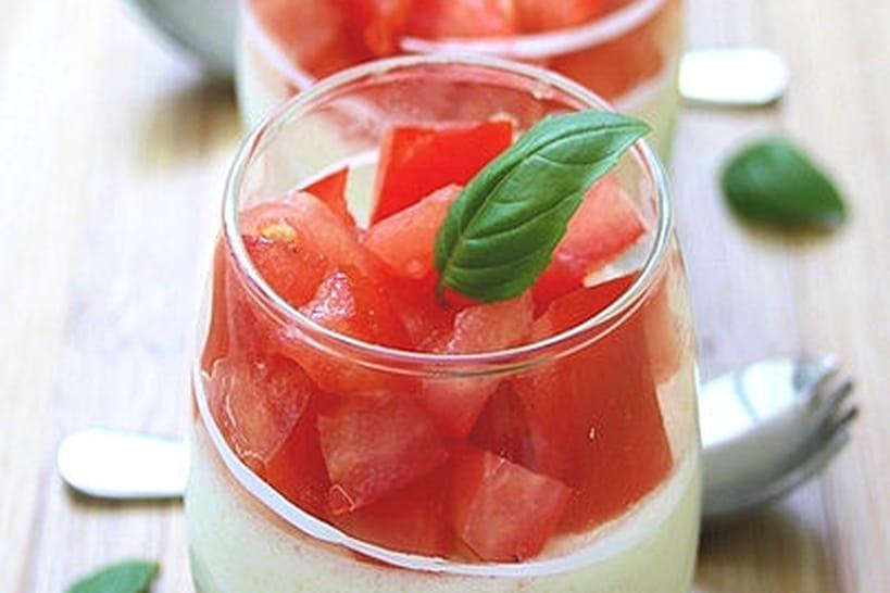 Recettes tomate-mozzarella