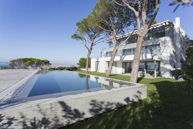 La Villa Topaze à Marseille
