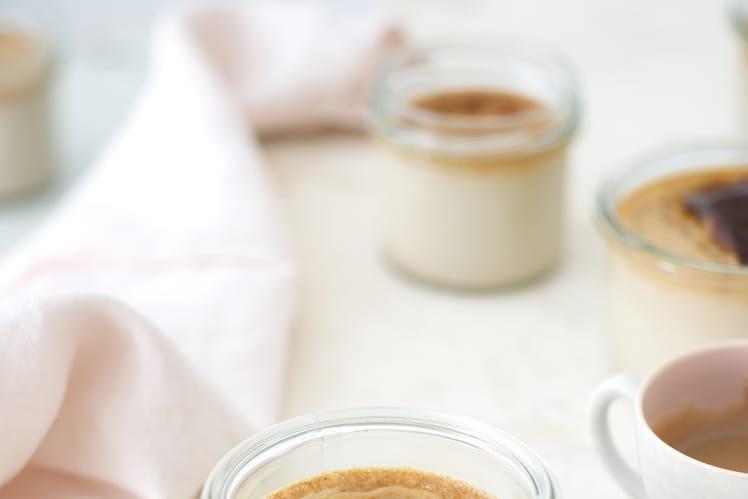 Oeufs au lait aux épices thaï