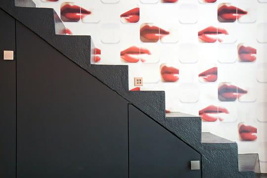 Baisers d'escaliers