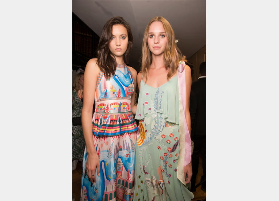 Temperley London (Backstage) - photo 5
