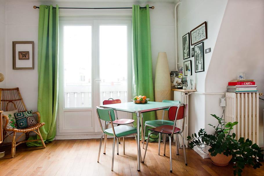 La couleur de l'année 2017par Pantoneest Greenery