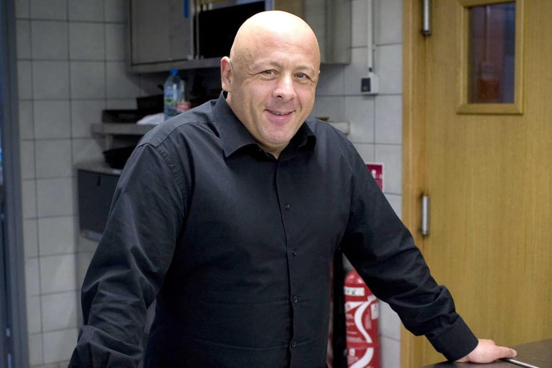Thierry Marx, une cuisine de l'espace pour Thomas Pesquet