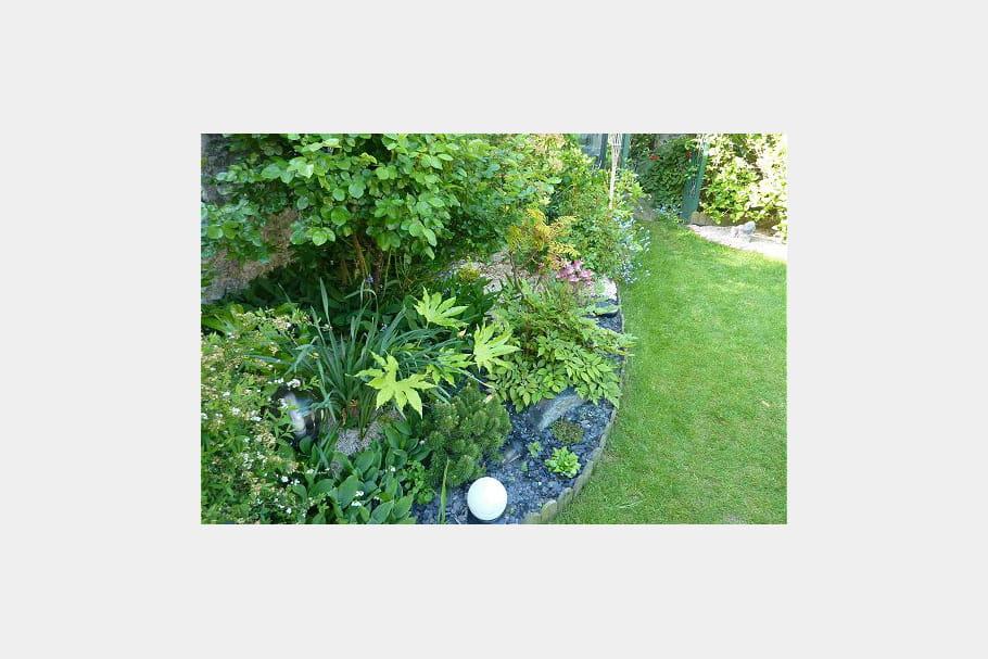 Joli mois de mai ambiance zen dans le jardin normand de for Le jardin normand