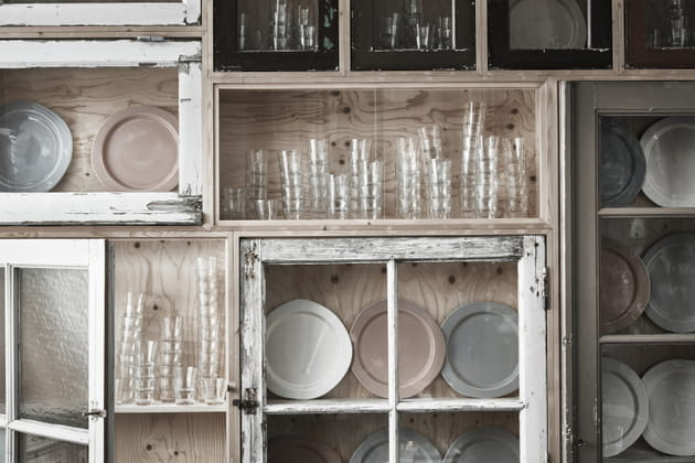 Assiettes Industriell d'Ikea