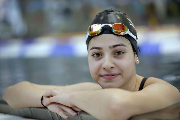 Yusra Mardini : natation