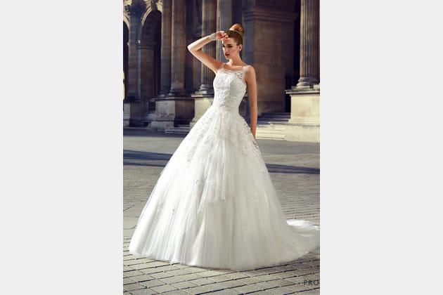 Robe de mariée Dumas, Pronuptia